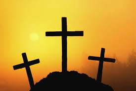crosses and sunshine