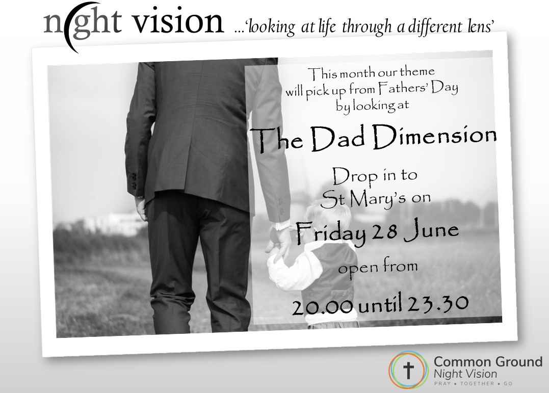 The dad Dimension June 2019